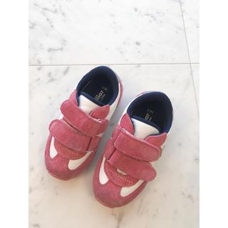 familiar - ファミリア スニーカー 運動靴 お出かけ 16センチ