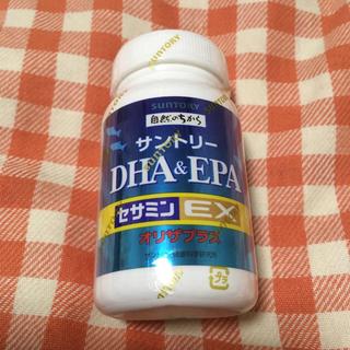 サントリー - サントリー DHA &EPA  セサミンEX 120粒