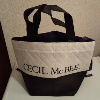 セシルマクビー(CECIL McBEE)のエコバック*CECIL McBEE 小(その他)