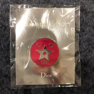 クリスチャンディオール(Christian Dior)のDior ピンバッジ(バッジ/ピンバッジ)