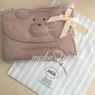gelato pique - 完売品♡ジェラートピケ ベア母子手帳ケース bear Mサイズ