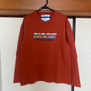 ジエダ(Jieda)のDAIRIKU - Biggie/Layered T-shirt ダイリク(Tシャツ/カットソー(七分/長袖))
