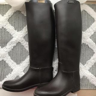 UMO ロングレインブーツ(レインブーツ/長靴)