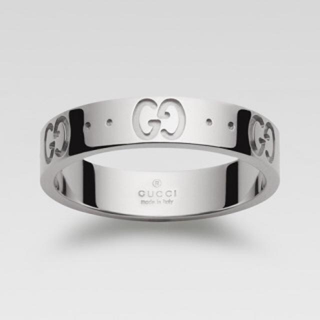 腕 時計 ゼニス エルプリメロ スーパー コピー - Gucci - GUCCI アイコンリング 18k ホワイトゴールド 10号の通販