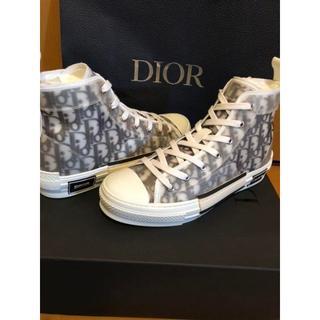 Dior - Dior OBLIQUE B23 ハイカットスニーカー