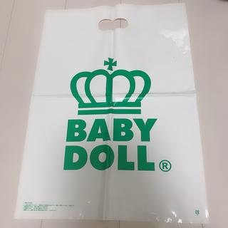 ベビードール(BABYDOLL)のbaby doll ショッパー ショップ袋(ショップ袋)