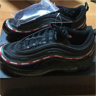 NIKE - NIKE undefeated air max 97 28センチ