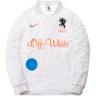 OFF-WHITE - NIKE✕OFF-WHITE FOOTBALL HOME JERSEY