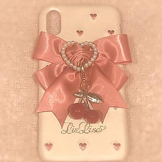 LIZ LISA - リズリサ iPhoneケース さくらんぼ iPhone8