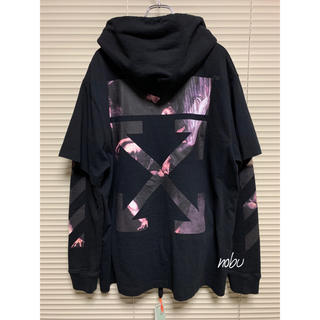 OFF-WHITE - 新品 SS20【 OFF-WHITE 】CARAVAG ARROW HOODIE