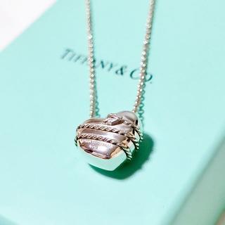 Tiffany & Co. - 未使用 ティファニー ネックレス ハート シルバー TIFFANY