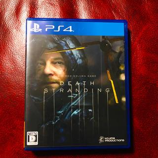 PlayStation4 - DEATH STRANDING(デス・ストランディング) PS4 デススト