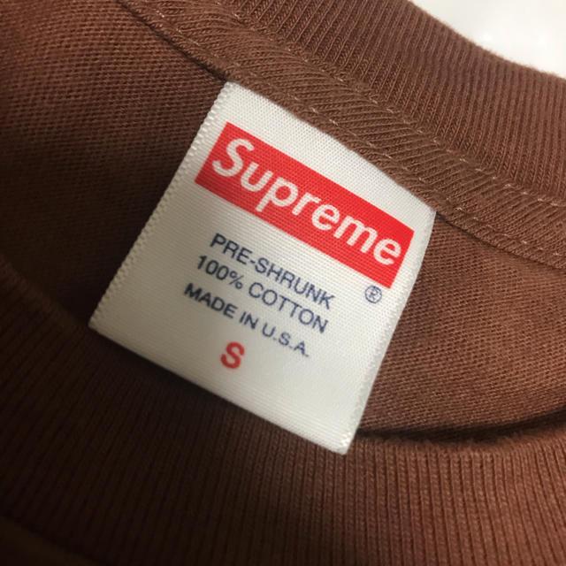 Supreme(シュプリーム)のsupreme bandana boxlogo メンズのトップス(Tシャツ/カットソー(半袖/袖なし))の商品写真