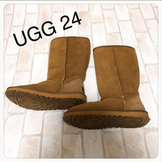 UGG - ☘K3☘UGG ムートンブーツ 24