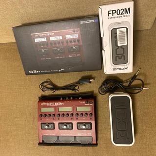 ズーム(Zoom)のZOOM B3n(ベースエフェクター)