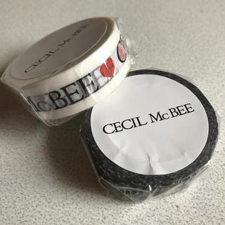 CECIL McBEE - セシルマクビー マスキングテープ
