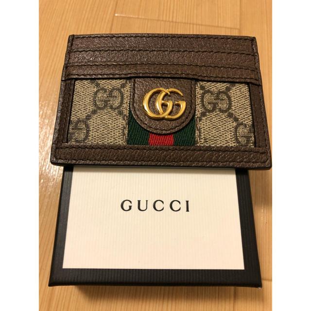 Gucci - GUCCI GG カードケースの通販