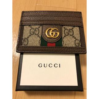 Gucci - GUCCI GG カードケース