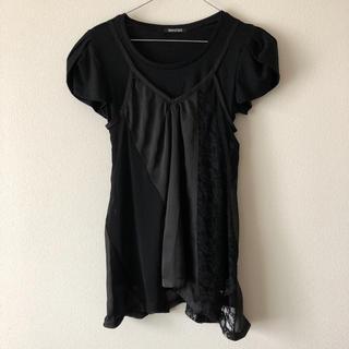 スパイラルガール(SPIRAL GIRL)のスパイラルガール 新品 キャミとTシャツのセット(Tシャツ(半袖/袖なし))