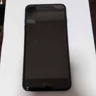 Apple - iPhone7Plus JetBlack 128GB Softbank