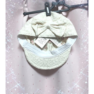 リズリサ(LIZ LISA)の♡リズリサ ハンチング帽 新品タグ付(定価4095円)♡(ハンチング/ベレー帽)
