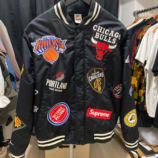 Supreme - supreme nbaジャケット