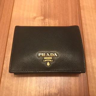 PRADA - PRADA ミニウォレット ミニ財布