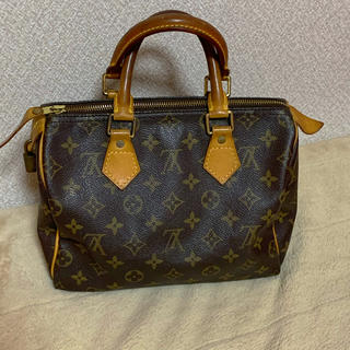 LOUIS VUITTON - Louis Vuitton ヴィトン スピーディ25