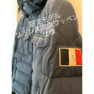 MONCLER - ☆美品 即購入可 モンクレール 正規 FEDOR フェドール ダウン  国旗