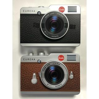 KALDI - KALDI カルディ カメラ缶 チョコレート ブラウン ブラック セット