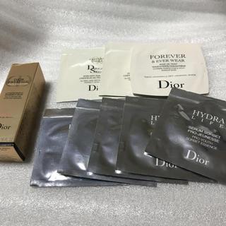Dior - ディオール   日焼け止め サンプル