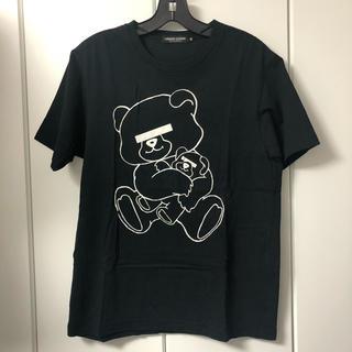 アンダーカバー(UNDERCOVER)のundercover アンダーカバー  Tシャツ 黒 M(Tシャツ/カットソー(半袖/袖なし))