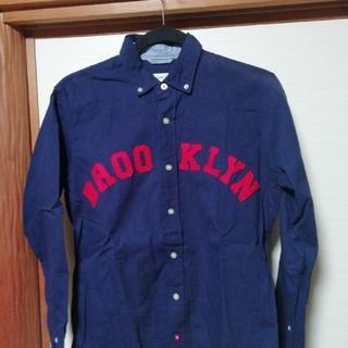 ブラウニー(BROWNY)のBROOKLYN  長袖シャツ M(Tシャツ/カットソー(七分/長袖))