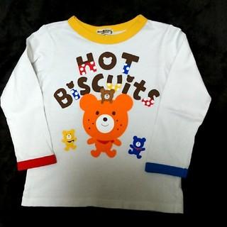 HOT BISCUITS - 長袖Tシャツ