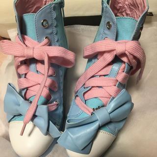 Angelic Pretty - Angelic Pretty*Pop☆Girl厚底スニーカー
