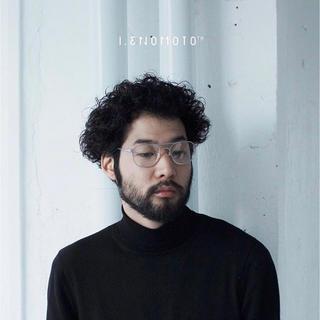 マルタンマルジェラ(Maison Martin Margiela)の新品 19aw L'echoppe レショップ 購入 i.enomoto 眼鏡(サングラス/メガネ)