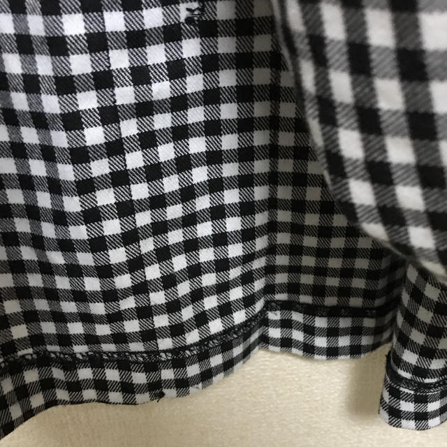INGNI(イング)のINGNI ギンガムチェック膝丈スカート レディースのスカート(ひざ丈スカート)の商品写真