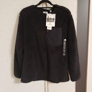 Engineered Garments - タグ付き 新品 コラボ ユニクロ フリース 黒 L