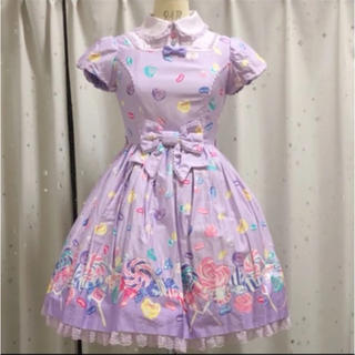 Angelic Pretty - Candy Treatワンピース