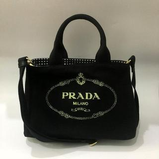 PRADA - 送料込 2WAYバッグ ネロブラックPRADA