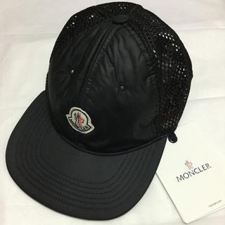 MONCLER - モンクレール 帽子 キャップ 新品 未使用