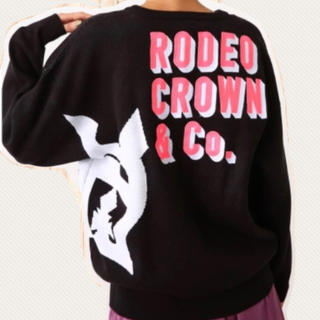 RODEO CROWNS WIDE BOWL - 新品💠RODEOCROWNS💠 BUDDY クラウン ニット