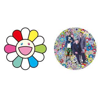 村上隆 版画&ポスター バカな家族の狂詩曲 村上隆 にっこりな毎日をお花さんと!(版画)