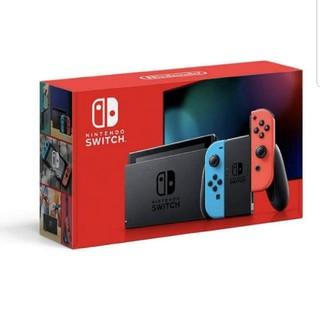 任天堂 - Nintendo Switch ネオンブルー ネオンレッド 新品未使用
