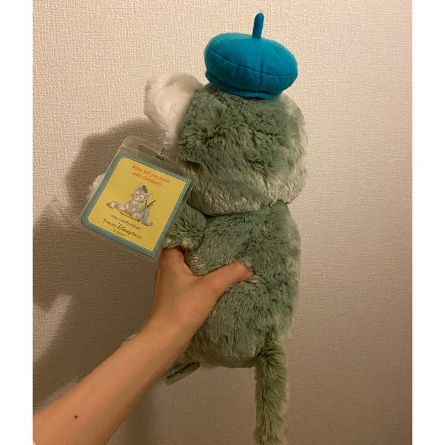 Disney(ディズニー)のジェラトーニ ぬいぐるみ  エンタメ/ホビーのおもちゃ/ぬいぐるみ(ぬいぐるみ)の商品写真