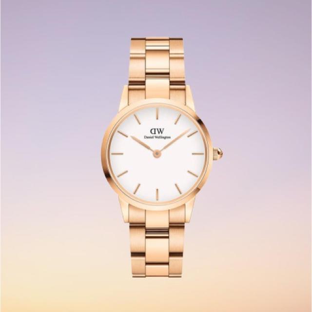 スーパーコピー 時計 ロレックス 激安 | Daniel Wellington - 安心保証付!最新作【28㎜】ダニエル ウェリントン腕時計 Iconic Linkの通販