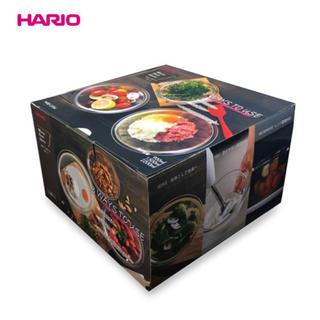 ハリオ(HARIO)の新品 HARIO(ハリオ)耐熱ガラス製ボウル3個セット MXPN-3704(調理道具/製菓道具)