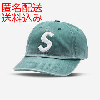 Supreme - Supreme Pigment S Logo 6Panel Dark Teal
