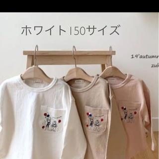 トイストーリーカットソー ホワイト150サイズ(Tシャツ/カットソー)