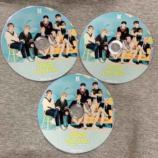 防弾少年団(BTS) - BTS💜Happy Ever After 4th 日本ペンミ 3枚 DVD